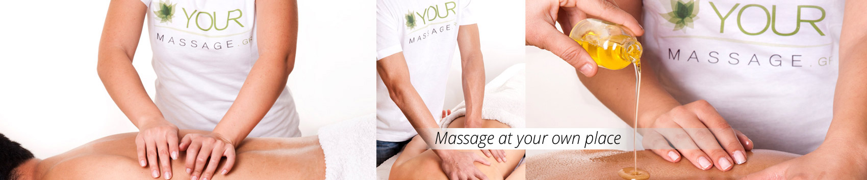 massage at your own place