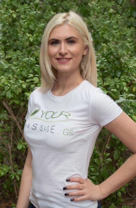 Massage therapist - Christine